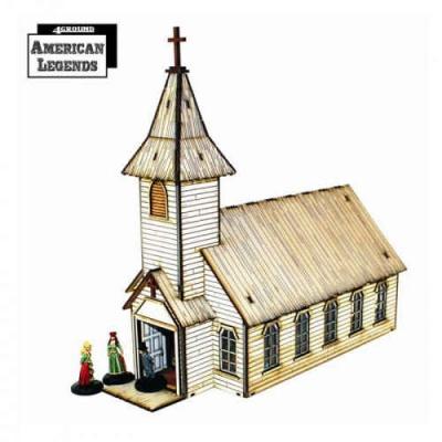 Rev. Johnson's Church