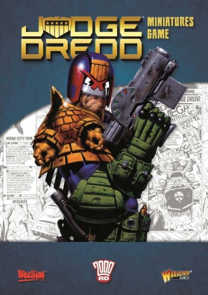Judge Dredd Rulebook