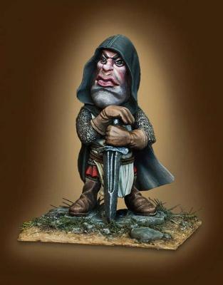 Chibi Warrior: Templar Sergeant (1)