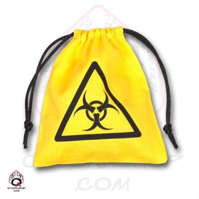 Würfelbeutel- Biohazard