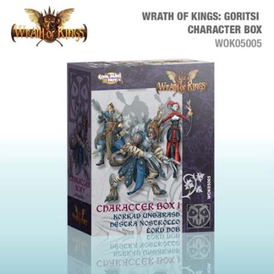 Gortisi Character Box 1