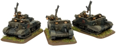 Scout Carrier Platoon