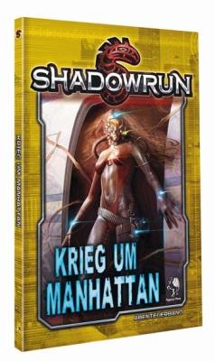 Shadowrun 5: Krieg um Manhattan
