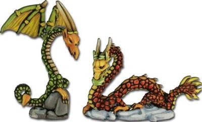 Vertraute Drachen