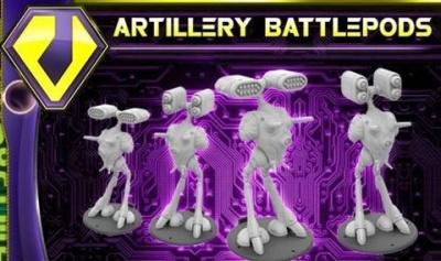 ZCQ: Artillery Battlepods