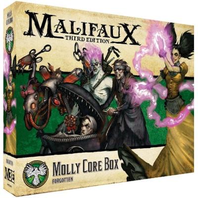 Malifaux (M3E): Molly Core Box