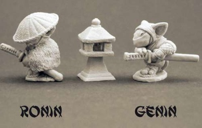 SAMoUseRAI: Ronin vs Genin (3)