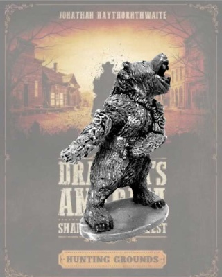 Skinwalker in Bear Form