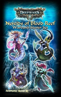 Nereids of Blood Reef Warband Starter Set