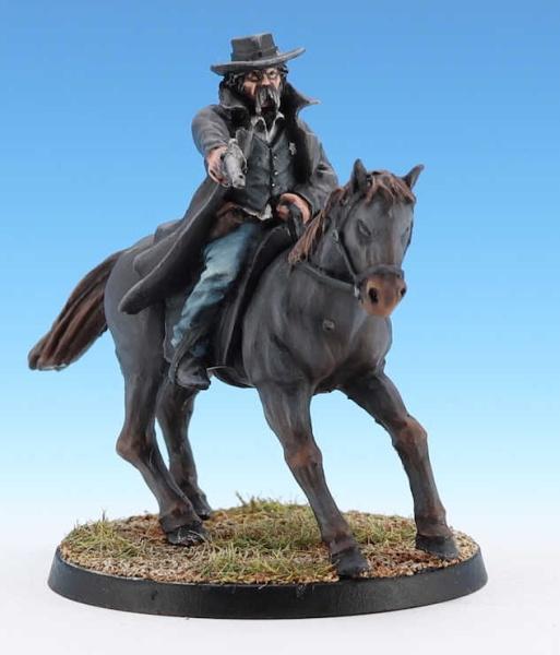Deputy Tanner (Mounted)