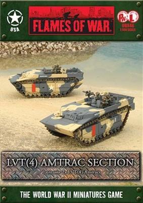 LVT(4) Amtrac Section