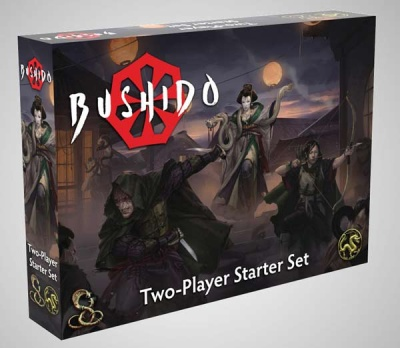 Bushido, Risen Sun - Two-Player Starter Set
