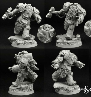 28mm/30mm Celtic SF Lord #3 (1)