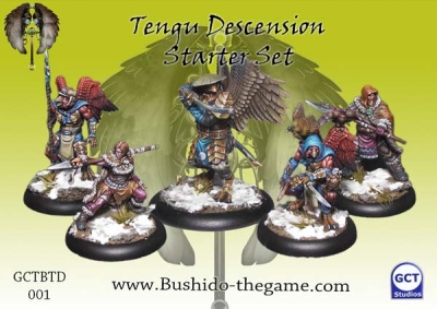Tengu Descension Starter