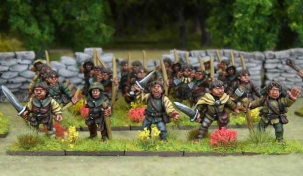 Halfling Soldiers (10)