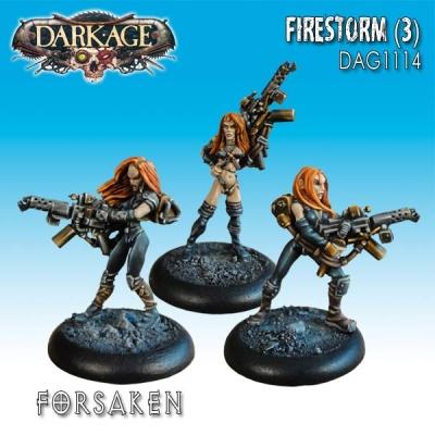 Forsaken Firestorm (3)