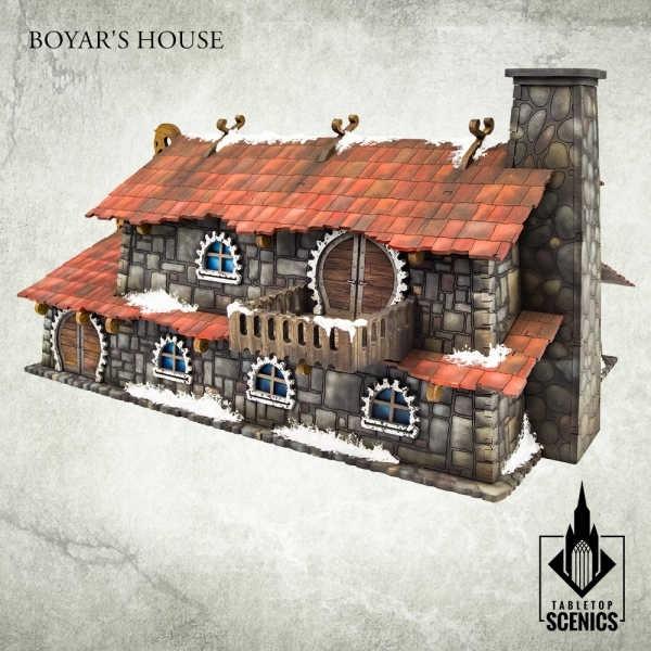 Boyar's House