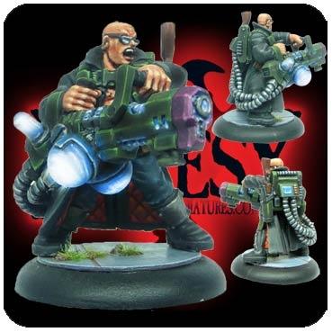 Painless Joe II (Plasma Cannon)