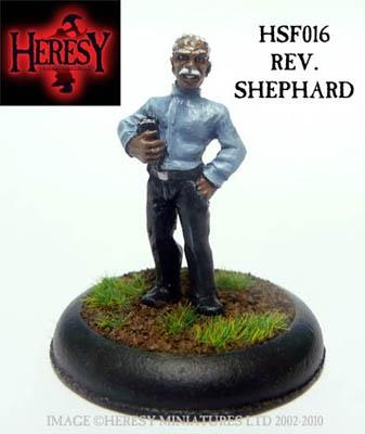Rev. Shephard