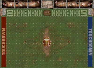 Fantasy Football Spielfeld (798x585mm)