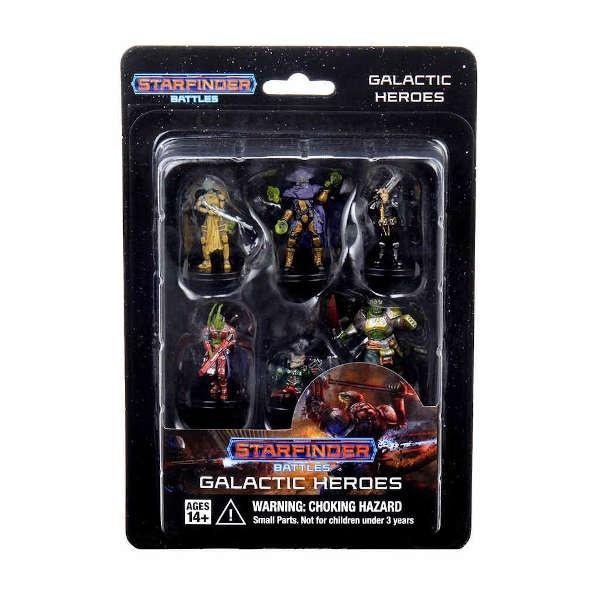 Starfinder Battles : Galactic Heroes