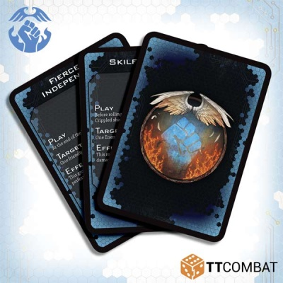 Resistance Command Cards (english)