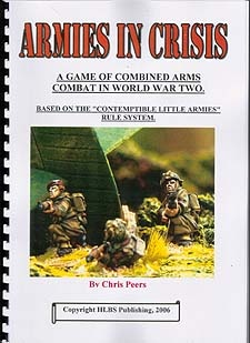 Armies in Crisis (WW2 Combined Arms, based on CLA)