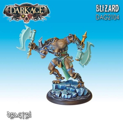 Dragyri Blizzard #1 (1)