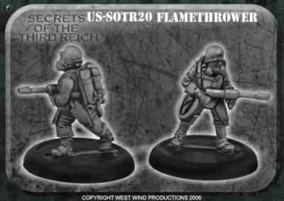 US Flamethrowers (2)