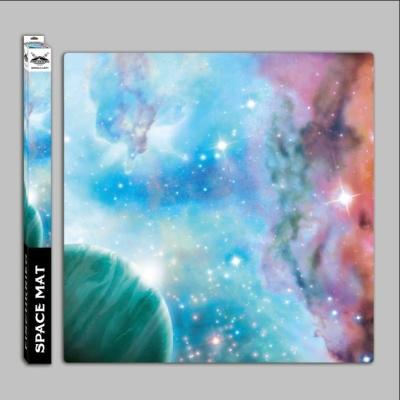 Spacemat Nebula Left (Mousepad Qualität 3x3`)