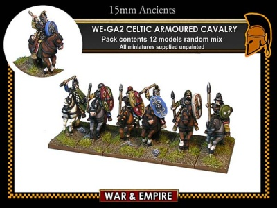 Celtic Armoured Cavalry