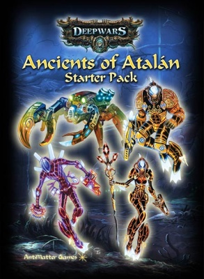 Deep Wars Starter: Ancients of Atalan