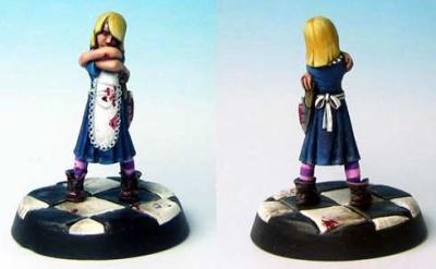 'Problemkind' Alice