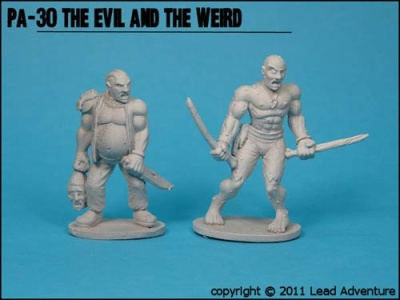 The Evil and the Weird (2) (OOP)
