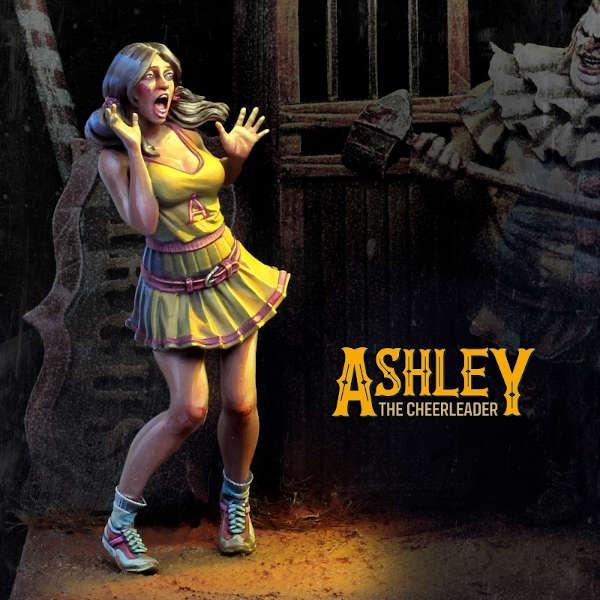 Ashley the Cheerleader