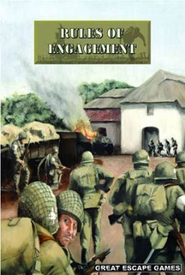 Rules of Engagement (WW2 Hardcover)