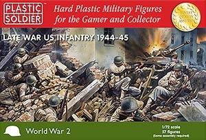 1/72: US Infantry 1944-45