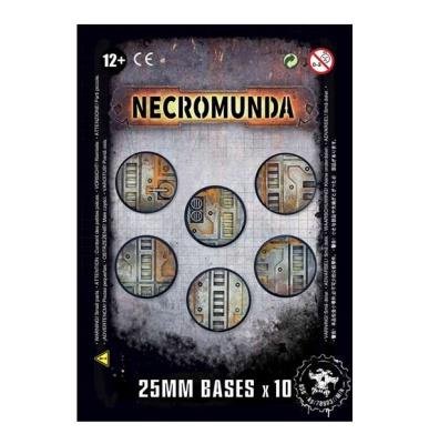Necromunda-Bases (25 mm) (MO)
