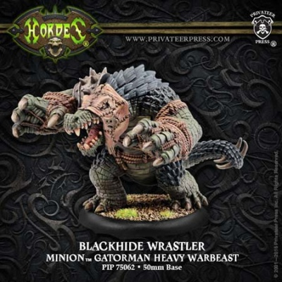 Minion Gatorman Blackhide Wrastler / Blind Walker (plastic)