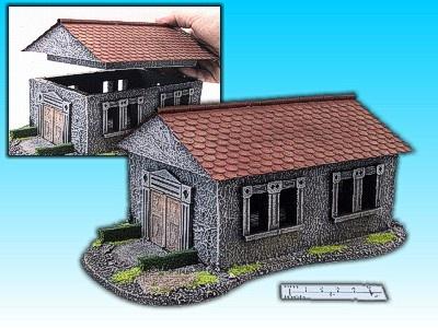 Geländestück Haus I