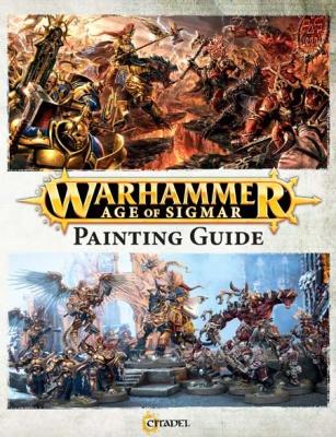 Warhammer Age of Sigmar - Bemalhandbuch