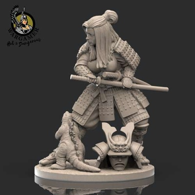 Azumi, the Samurai (28mm)