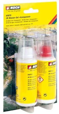 "2K Wasser-Gel ""transparent"""