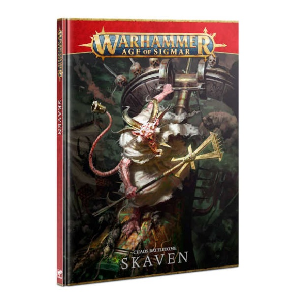 Battletome: Skaven (Softcover)