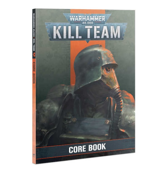 WH40K: Kill Team Regelbuch