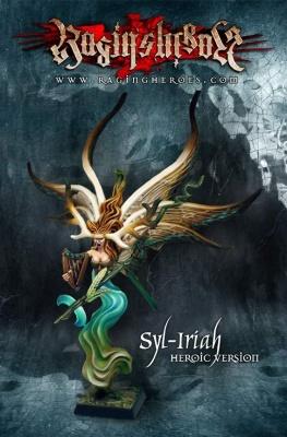 Syl-Iriah Heroic (28mm)
