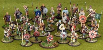 SAGA - Anglo-Saxon Warband