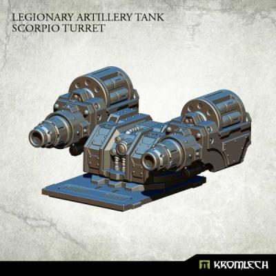 Legionary Artillery Tank: Scorpio Turret
