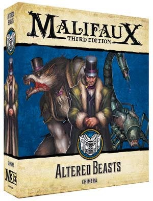 Malifaux (M3E): Altered Beasts