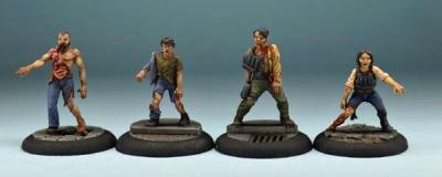 Zombie Characters III (4)